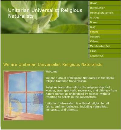 UURN home page